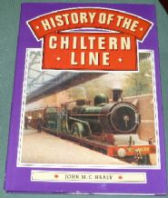 HISTORY OF THE CHILTERN LINE (Healy 1996)